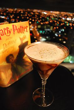 Harry Potter themed drinks!