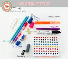 AWESOME! Work on PENCIL GRASP..Great kit you can put together yourself or purchase! Love it!