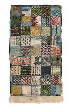 great sampler of stiches