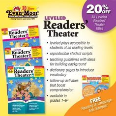 Leveled readers' theater