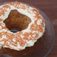 Carrot Cake Bundt