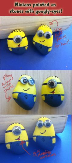 minions with smooth