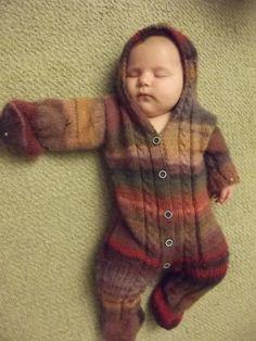Original Baby Bunting Pattern, available at my Etsy Shop! Mercurysmusings.etsy.com