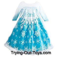 disney frozen costume | Elsa Costume Disney Frozen Princess Elsa and Anna Costumes