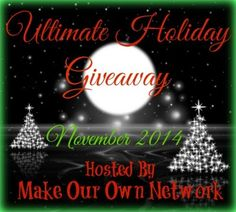 Make Our Own Network: Ultimate Holiday #Giveaway Event @MOON_Blogs #HGG