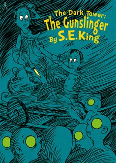 The Dark Tower: The Gunslinger by DrFaustusAU.deviantart.com on @deviantART