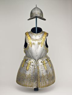 Half Armor for a Pikeman Officer | The Art Institute of Chicago
