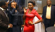 #nollywood #actress Genevieve bags Range Rover deal