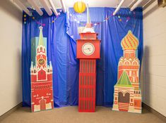 Explore a variety of cultures at #TheIncredibleRace #AnswersVBS #VBS2019 by showcasing various architectural pieces from around the world!