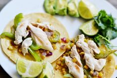 lime chicken, healthy dinners, chicken tacos, healthi eat, dinner ideas, healthi dinner, recip, limes, blog