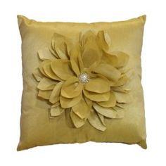 Decorative Jeweled Pillows : Decorative Throw Pillow on Pinterest Decorative Throw Pillows, Poinsettia and Throw Pillows