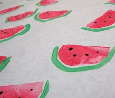 Watermelon Wrapping Paper | Inner Child Fun