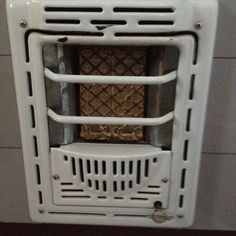 Bathroom heater!