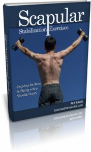 Scapular Stabilization Exercises