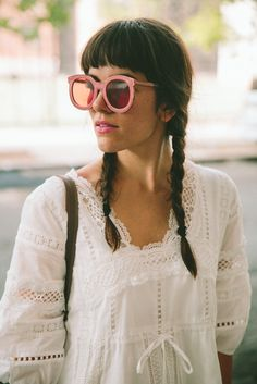 braids with bangs an