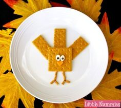 Turkey snack ideas - more here....