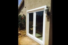 Vinyl French Door -