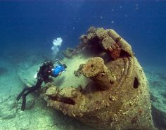 Midway Island Wreck