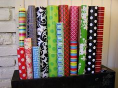 how to make a craft room with $0 budget. This woman is an inspiration! Very clever solutions.