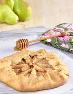 bake, delici, pears, pear galett, blog