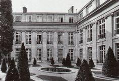 hotel particuli, hotel lambert, garden
