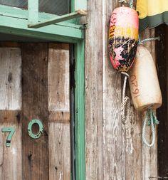 Rosarito restaurant, Williamsburg, Brooklyn, wooden door