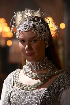 Anne of Cleves in the TUDORS