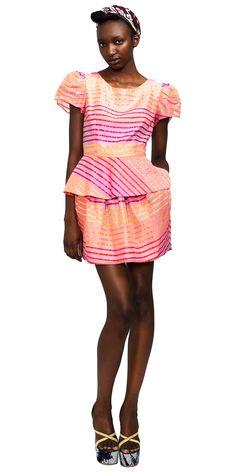 Suno - Bubble Mini Dress