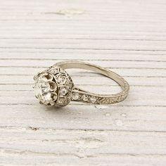 Love antique rings!