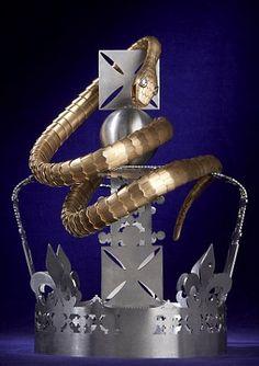 Bvlgari jubilee crown design