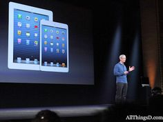 A 30,000-Foot View of Apple's iPad Mini Event (Literally)