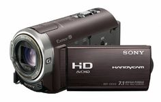 Sony HDR-CX350V 32GB High Definition Handycam Camcorder