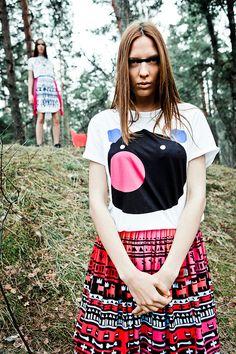 Black Spot shirt - i like this t-shirt