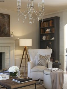 Dana Wolter's Design - living room