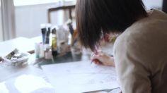 Masako Kubo ~ a little video of her process