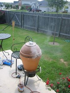 Homemade BBQ Smokers:   Good Ideas on the PROCESS of making a smoker.