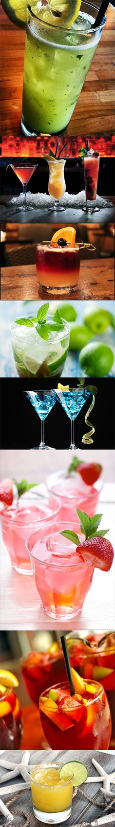 10 Famous Bartender Recipes – The Famous Bartender Recipes From The Best Bartenders In The World !