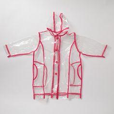 Transparent Rain Coat