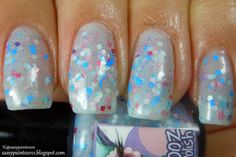 Sassy Paints: Boy/Girl Party by Whooz Polish Review & Swatches