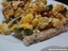 Ovos Mexidos com Linguica e Espargos photo DSC09139.jpg