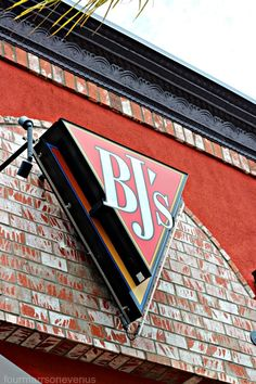 BJ's Restaurant and Brewhouse!