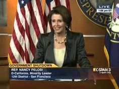"▶ Nancy Pelosi: ObamaCare Is ""A Dream Come True"" - YouTube"