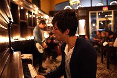 """The Christian music group Cloverton gathered in a small coffee shop and performed the Leonard Cohen classic """"Hallelujah"""" -- but with a twist.  You can almost feel Christmas in the air as you watch the video -- it looks cold outside, but hearts are warmed by this beautiful rendition."""