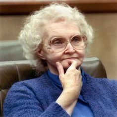 Dorothea Puente was abandoned as an infant & raised in an orphanage. Over the next 40 years, she married 4 times & gave birth to a daughter, whom she immediately put up for adoption. At the age of 53, she was sent to prison for drugging old men & stealing their money. Released in '85, she opened a rooming house for elderly people on fixed incomes. Over the next 2 years, close to 25 of her boarders disappeared. Police found seven corpses on her premises. She was sentenced to life in prison.