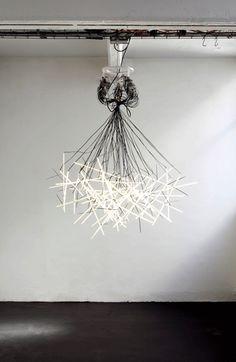 arik levy LED light | Chandelier