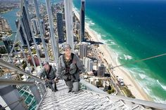 SkyPoint: Best views on the Gold Coast Queensland #Australia
