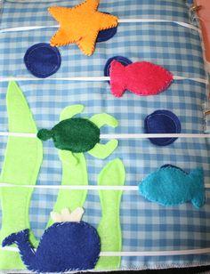 Quiet Busy Book For Children- Toddler  Baby- Activity Book