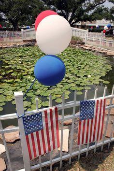 League City Citizen's Appreciation Day, 4th of July Celebration