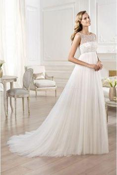 Robe de mariée Pronovias Ores 2014