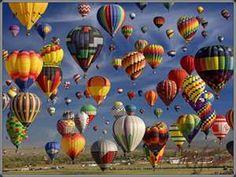... hot air balloon festival albuquerque new mexico